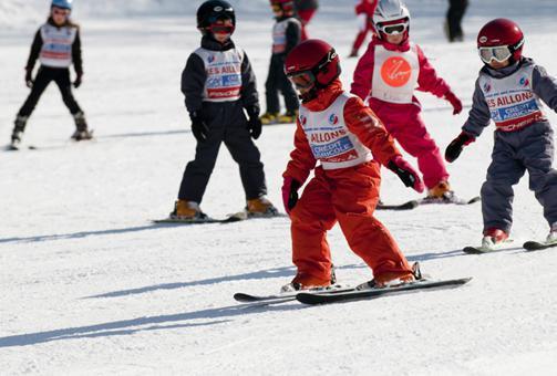 affaire de ski