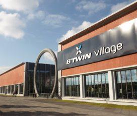 between village lille