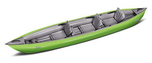 canoe gonflable 3 places