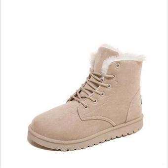 chaussure neige femme