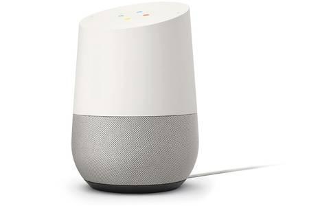 google home enceinte