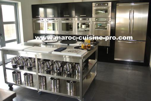 magasin de matériel de cuisine