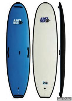 paddle rigide