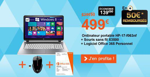 promo ordinateur portable