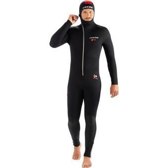 tenue de plongée