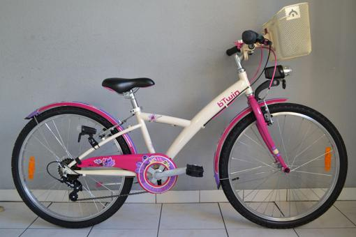 velo btwin fille 24 pouces