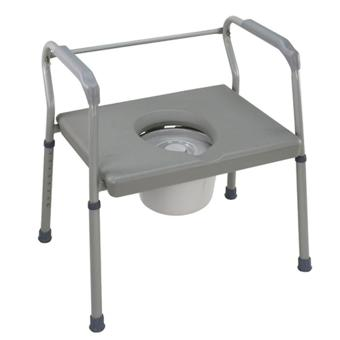 commode metal