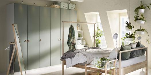 armoire rangement chambre