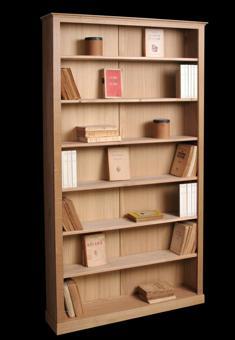 bibliothèque faible profondeur