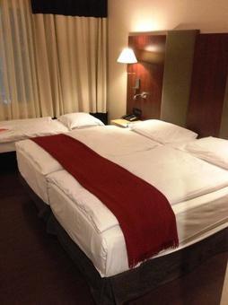 grand lit double