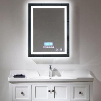 LED Lumineux Miroir avec Éclairage intégré L80 FORAM Moderne ...