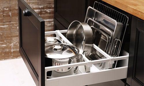 séparateur de tiroir cuisine