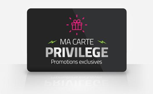 carte privilege