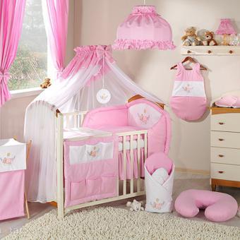 chambre bébé fille