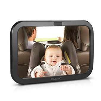 miroir voiture bébé