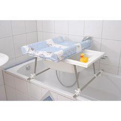 table a langer pour salle de bain