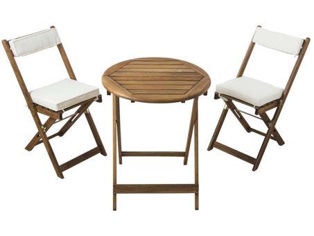 table chaise balcon