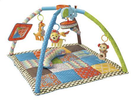 tapis d éveil infantino