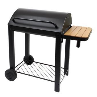barbecue charbon fonte