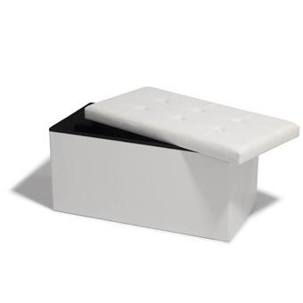coffre blanc