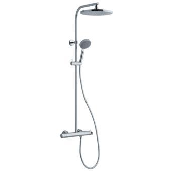 colonne de douche thermostatique