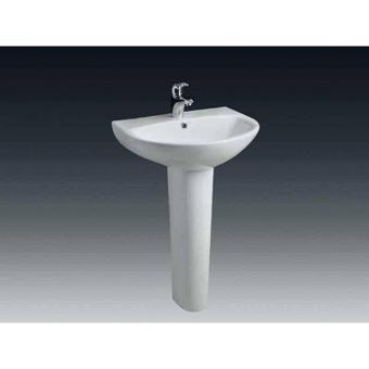 lavabo sur colonne
