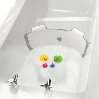 séparateur de baignoire